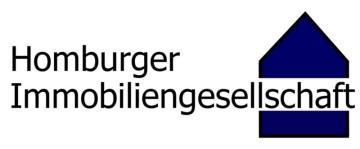 logo der homburger immobiliengesellschaft